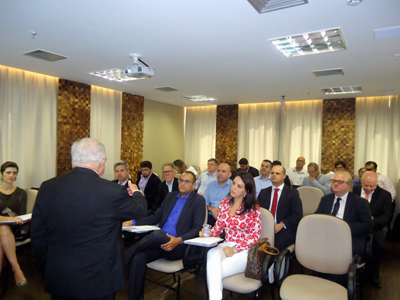 Reunião com consultores de fidc