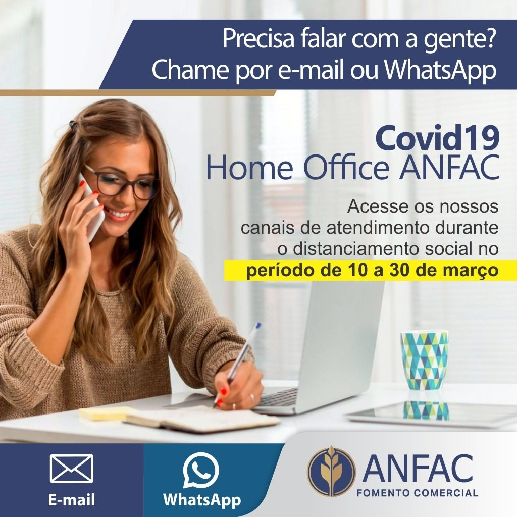 Home Office ANFAC - Covid19